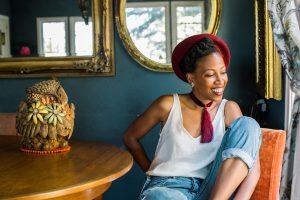 Nia Andrews, Portrait, Musikerin, Los Angeles